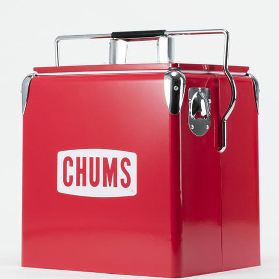 CHUMS STEEL COOLER BOX