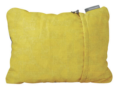 COMPRESSIBLE PILLOW YELLOW