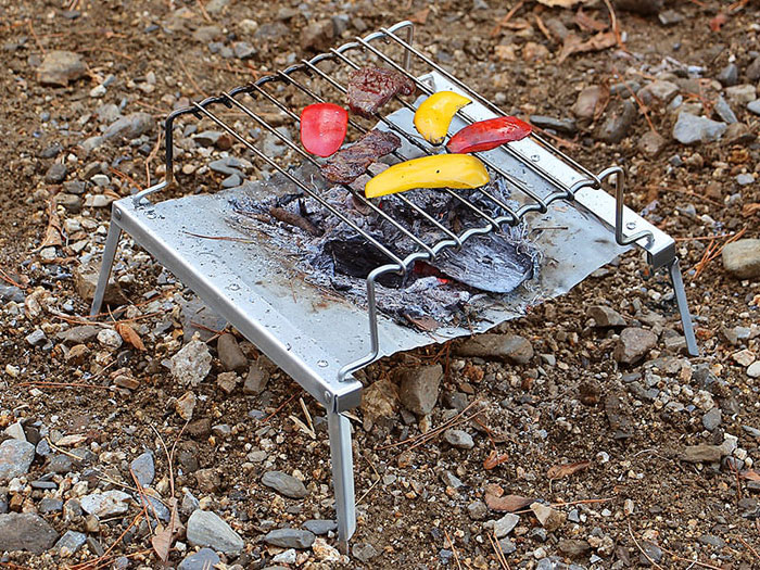 THE GRILL OF SECRETS