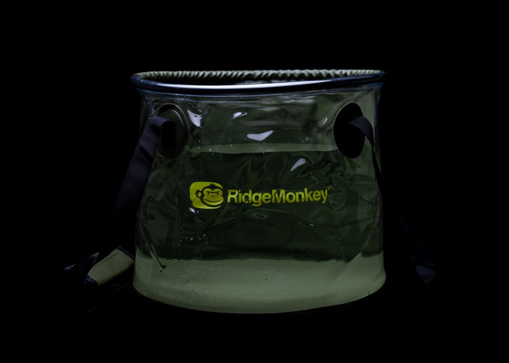 PERSPECTIVE COLLAPSIBLE BUCKET 15L.