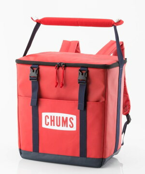 CHUMS HIGH WATER COOLER PACK RED