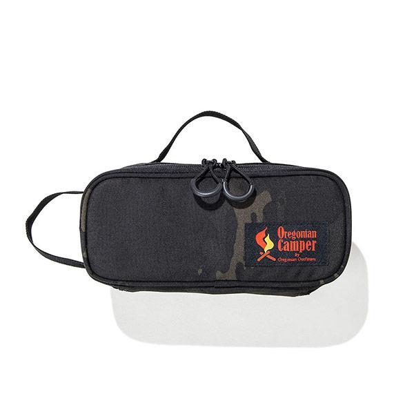 SEMI-HARD GEAR BAG S SIZE (BLACK DUCK)