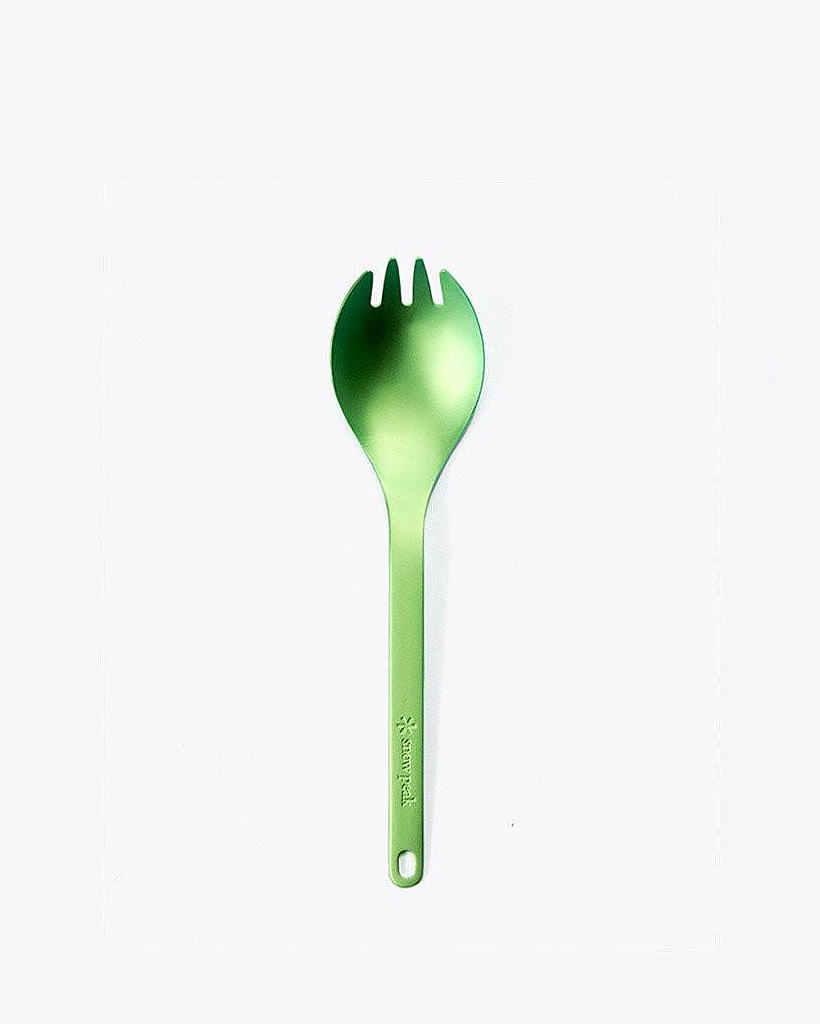 TITANIUM SPORK GREEN