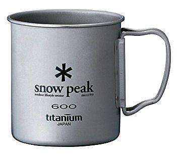 TITANIUM SINGLE CUP 600ML (BIG FONT)