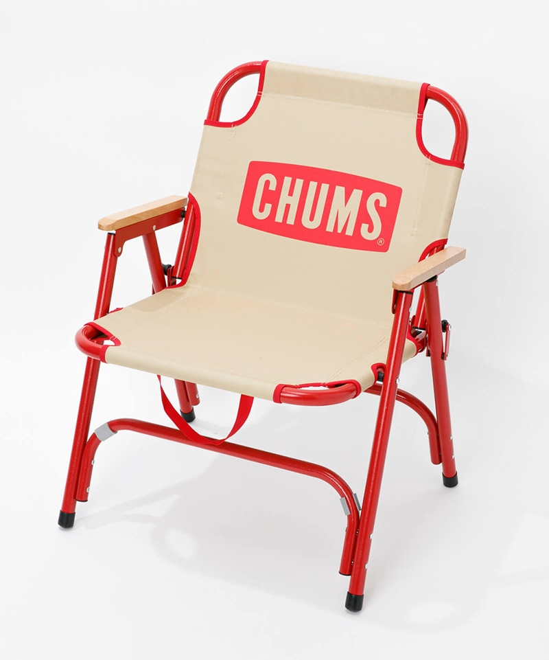BACK WITH CHAIR BEIGE-RED