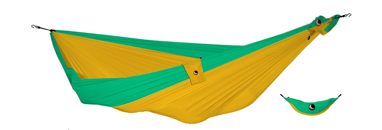 HAMMOCK (DOUBLE 2-COLOR)