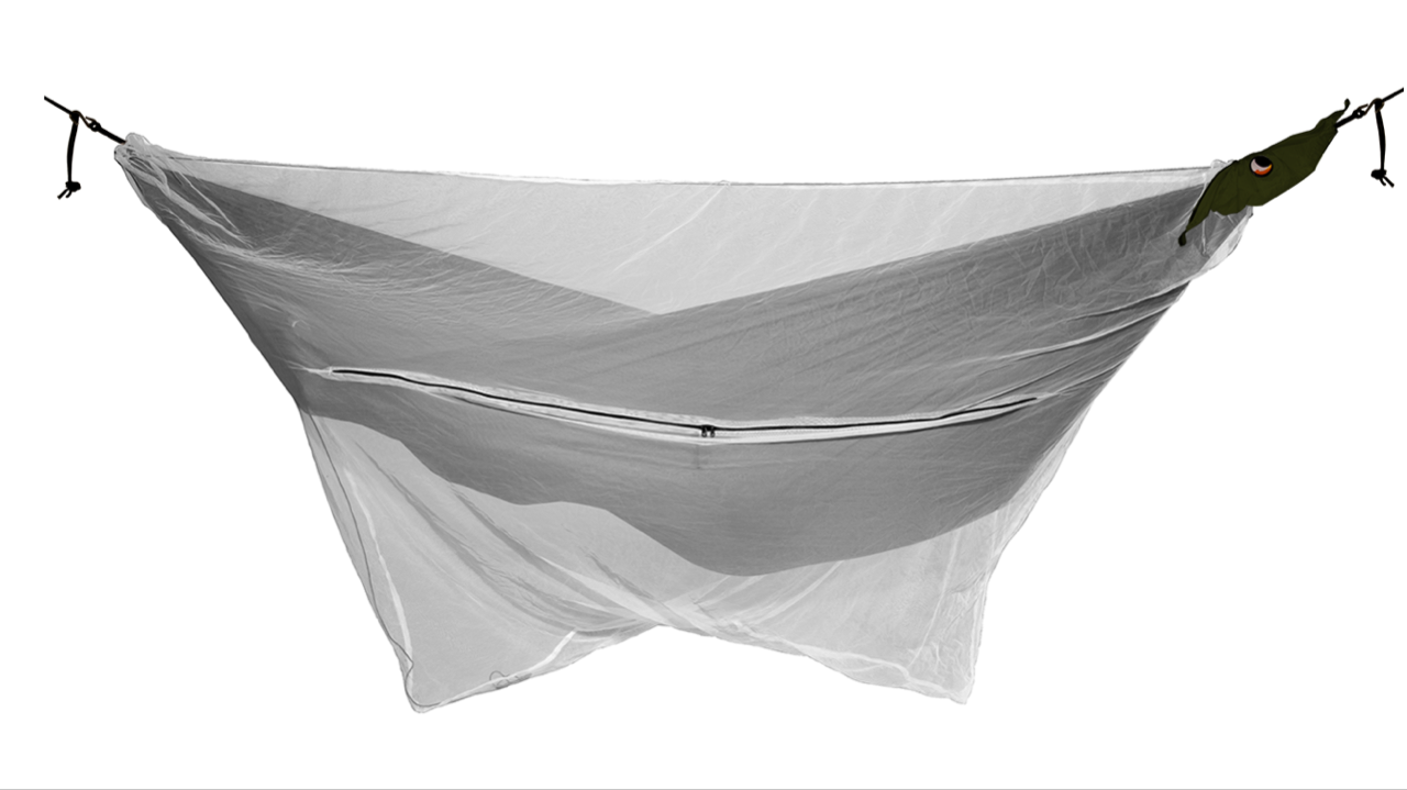 MOSQUITO NET (BLACK / WHITE / GREEN)