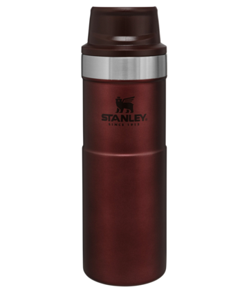 CLASSICE TRIGGER ACTION MUG 16OZ RED WIND