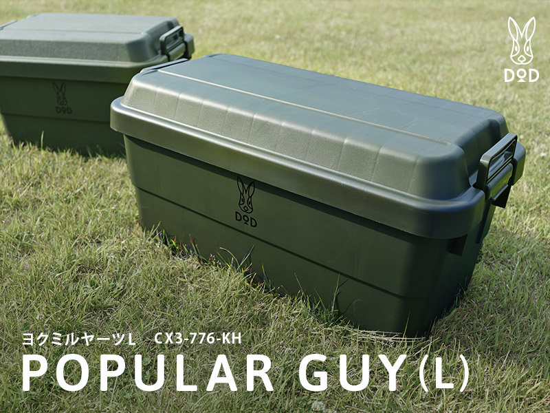CONTAINER BOX L (POPULAR GUY L)