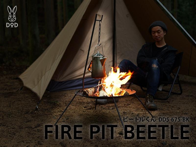 FIRE PIT BEETLE