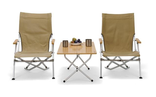 LOW CHAIR 30 (KHAKI)